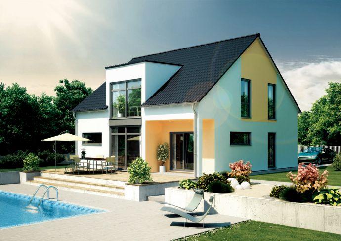 """""""Einfamilienhaus mit gehobener Ausstattung"""" inkl. Grundstück"""