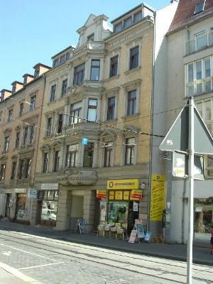 Tolle 3-Raumwohnung, repräsentativ und zentrumsnah - in topsaniertem und denkmalgeschütztem Gründerzeithaus