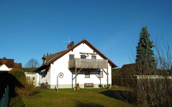 Das Familienhaus mit großen Garten und Einliegerwohnung