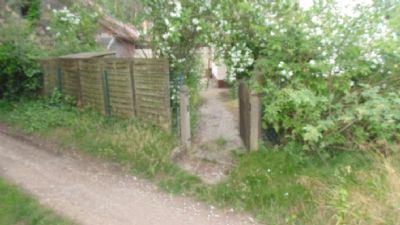 Zufahrt Gartenseite(Anlieferung etc.)