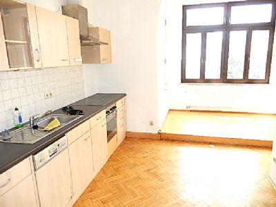 Küchenbereich Richtung Erker