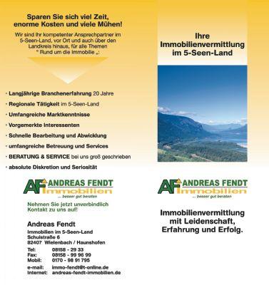 *** G E S U C H T im Kundenauftrag am Ammersee : Baugrund o. Haus o. ETW für potentielle, solvente Käufer ***