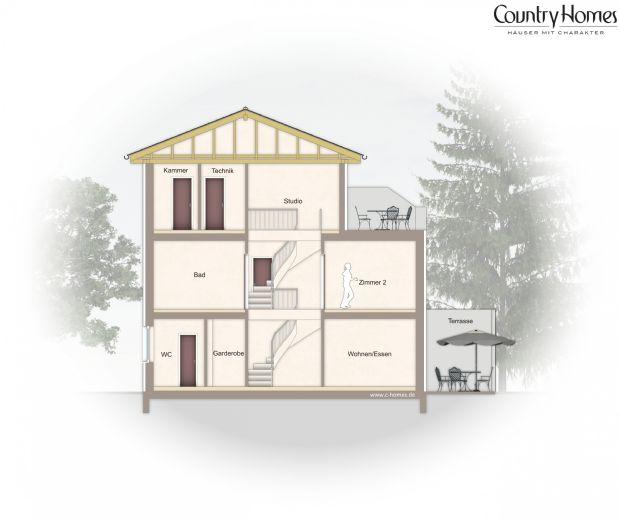 6 Reihenhäuser im Wohnpark Bissenmoor - KOMPLETT BEZUGSFERTIG ***KfW 55 Effizienzhäuser***