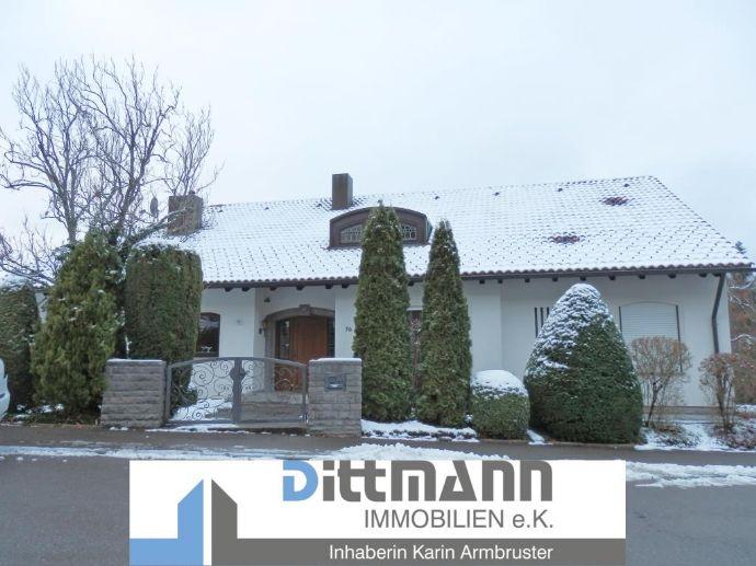 Schöne 3 -Zimmer-Wohnung mit großzügiger Terrasse in Lautlingen