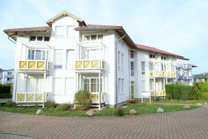 Eigentumswohnung im Seebad Koserow