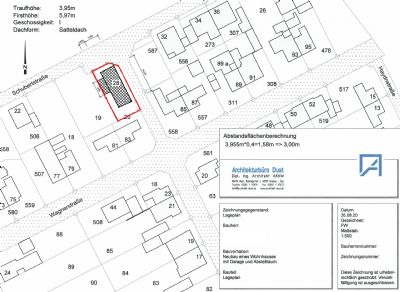 = RESERVIERT = Holland Immocenter = Baugrundstück in Gronau!