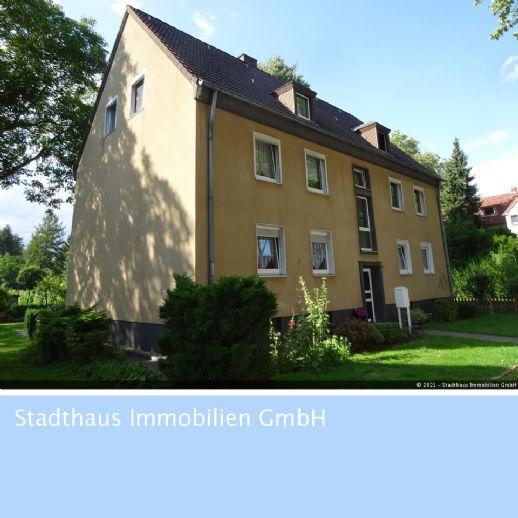 Bochum - Everstalstraße : vermietete 3-Zimmerwohnung als Kapitalanlage!