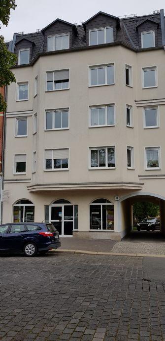 3-Raum-Wohnung über 2 Etagen - im DG -