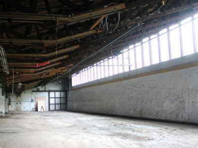 Kirn Halle, Kirn Hallenfläche