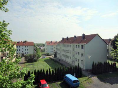 Ausblick auf gute Nachbarschaft im Grünen