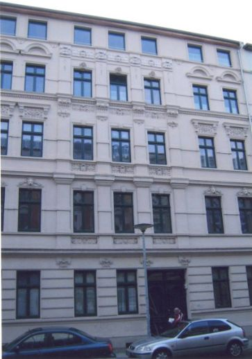 2-Raum-Wohnung mit EBK