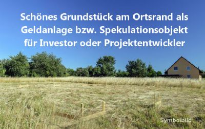 Roßtal Grundstücke, Roßtal Grundstück kaufen