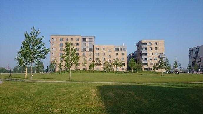 Bremen - 4 Zi. Wohnung mit Stadt- und Weserblick