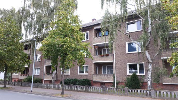 Wohlfühlen braucht ein Zuhause - 4-Zimmer-Wohnung in Nordenham