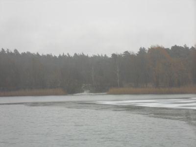 Blick auf das nördliche Ufer