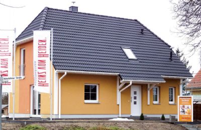 Musterhaus in Zeuthen