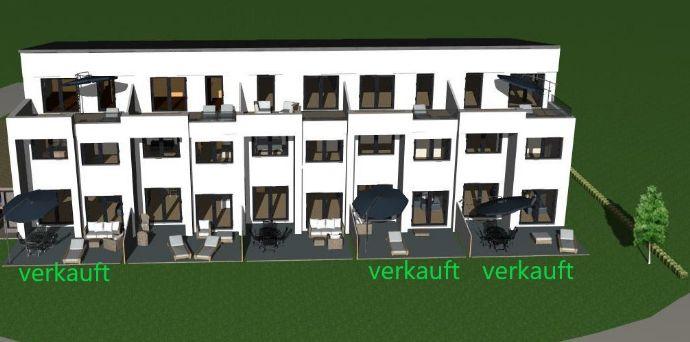 ACHTUNG-jetzt als Effizienzhaus-55 mit zentraler Lüftungsanlage und Garage, mit Garten u. Dachterrasse, Verkauf provisionsfrei, 100% schlüsselfertig