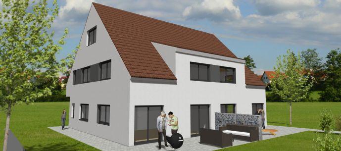 ***VERKAUFT!*** Helle Neubau EG-Eigentumswohnung mit großem Gartenanteil in Toplage von Forchheim!