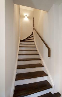 Treppe zum OG