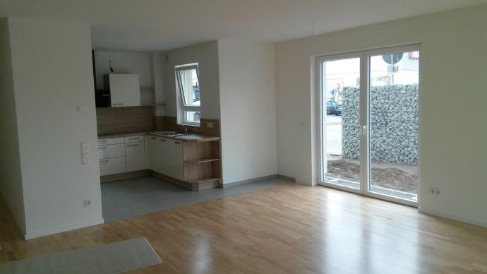 3-Zimmer-Wohnung mit großem Garten in Kernstadt zu vermieten