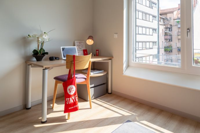 Stylische, möblierte Micro-Apartments | Staytoo Apartments