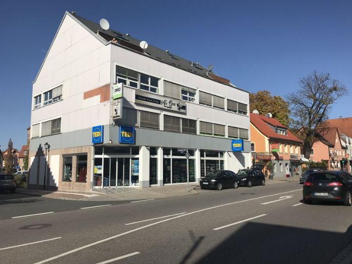 4,77% NETTORENDITE!!! Attraktives Wohn und Geschäftshaus in Stein bei Nürnberg