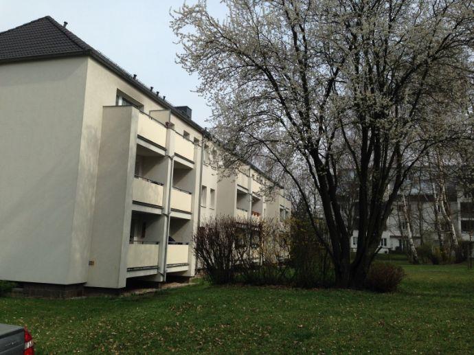 ***freundliche Wohnung mit großem Balkon im Grünen***