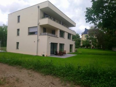 Haus im Haus, in Dresden Plauen Doppelhauswohnung