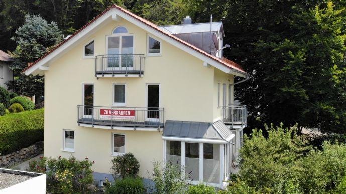 Sehr gepflegtes, großzügiges Einfamilienhaus über den Dächern von Herrsching am Ammersee