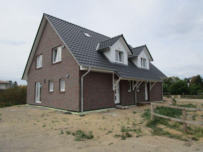 Moderne Doppelhaushälften Neubau in Westerweyhe - Provisionsfrei