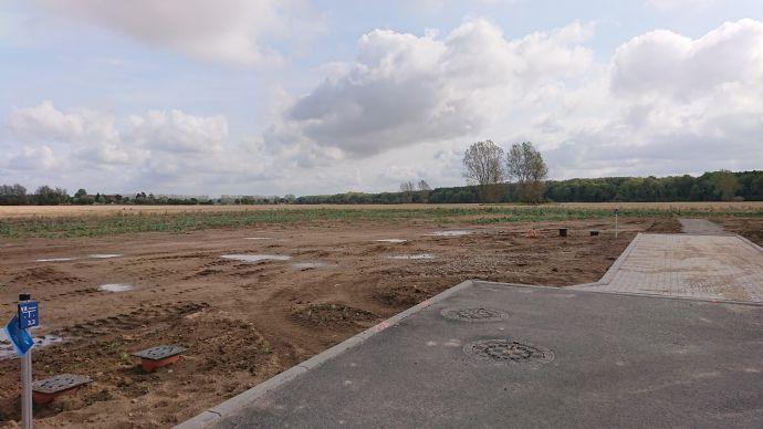 Baugrundstück mit Baubeginn Herbst 2018 im Ostseebad Nienhagen für Stadtvilla (auch Bauhaus)