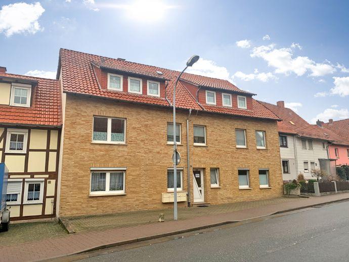 ** Mehrfamilienhaus mit Ausbaumöglichkeit in Duderstadt OT **
