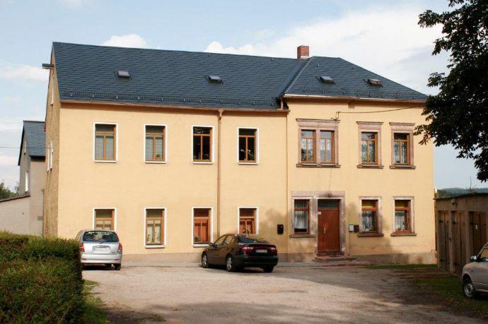 Mehrfamilienhaus in ruhiger Lage in Waldenburg/Sachsen