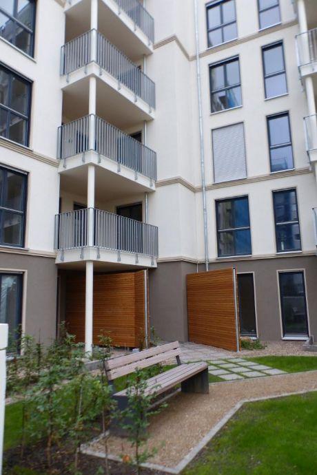 """""""Ruhige 3-Zimmer Neubauwohnung, großer Balkon, Erstbezug, Citylage nahe Volkspark Wilmersdorf"""""""