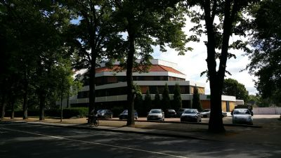 Duisburg Halle, Duisburg Hallenfläche