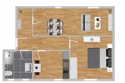 Müllheim Wohnungen, Müllheim Wohnung mieten
