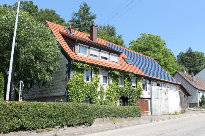 STOP - Heimwerker aufgepasst! Traditionelles Liebhaberstück in Markertshofen bietet Ihnen viele Optionen!
