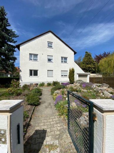 ! 3-Fam.-Haus mit schönem Grundstück - ideal für die Großfamilie ! Neusäß, Nähe Uni-Klinik
