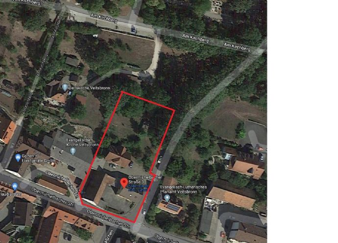 Dreifamilienhaus, Scheune, Parkhof, Garagen, EFH, 2900 qm Grund