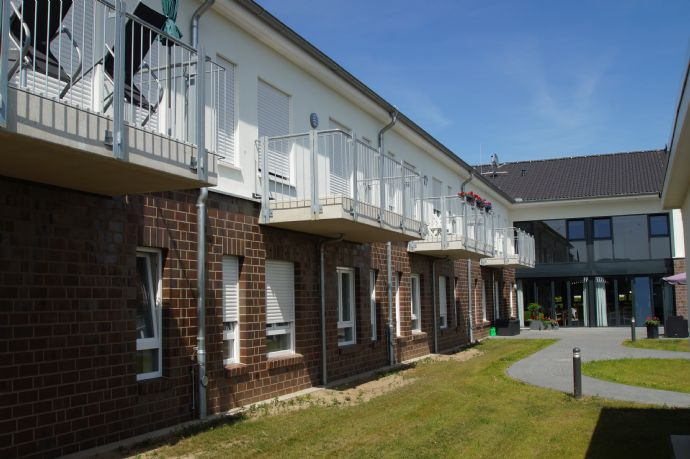 Gemütliche Senioren-Wohnung in ruhiger Lage