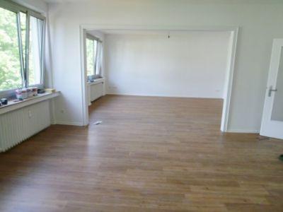 Wohnzimmer Blick  Esszimmer