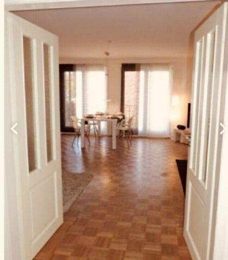 Bahrenfeld - Court. 3,95 % - * 2 großzügige Zimmer - Lichtdurchflutet und elegant wohnen- Parkett - TG Stellplatz - Balkon