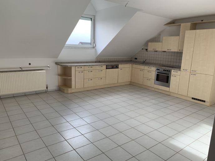 Dachgeschoss Wohnung in Heimbach Weis 3 Zimmer Küche Bad Balkon