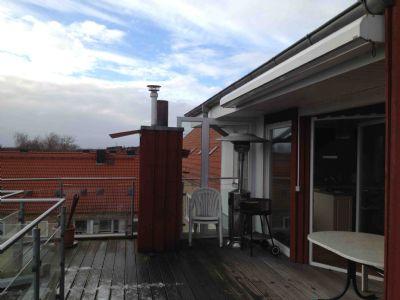 top saniert penthouse mit gro er dachterrasse wohnung kiel 2crgv4r. Black Bedroom Furniture Sets. Home Design Ideas