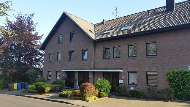Gepflegte, sehr schicke Wohnung mit Loggia/Balkon in bester Wohnlage von Brüggen