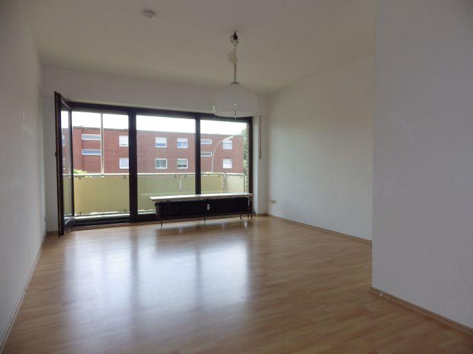 Schöne lichtdurchflutete Wohnung in ruhiger Lage von Münster-Hiltrup in einem gepflegtem MFH im 1.OG mit Südbalkon und Tiefgarage, frei zum 1.06.2021