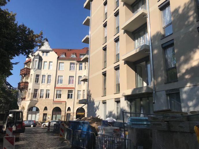 EINZUG 2019 MÖGLICH // BESTE CITY-LAGE | NUR 700m bis zur OPER, UNI & GEWANDHAUS | 2-5 Zimmer // Barrierefrei // Stellplatz // KfW55 // PROVISIONSFREI