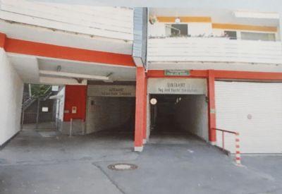 Bergneustadt Garage, Bergneustadt Stellplatz