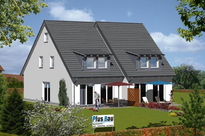 Reiheneckhaus mit 123 m², Doppelcarport, Keller und Grundstück in ruhiger Lage.