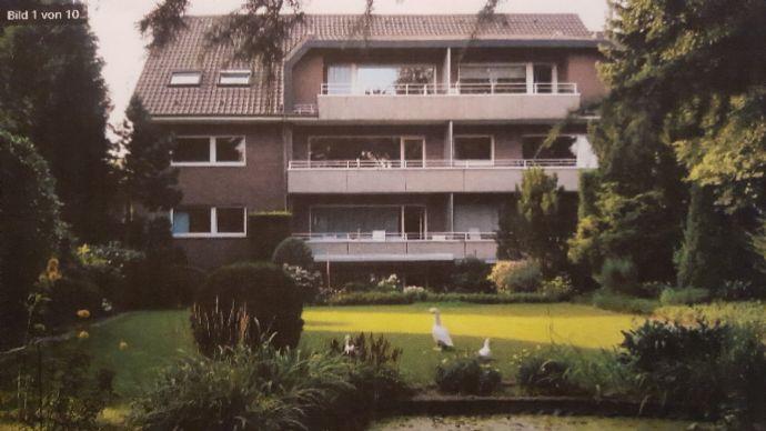 Einziehen und Wohlfühlen -Großzügige Zwei-Zimmer-Wohnung mit Balkon in Korschenbroich Ortsteil Kleinenbroich!